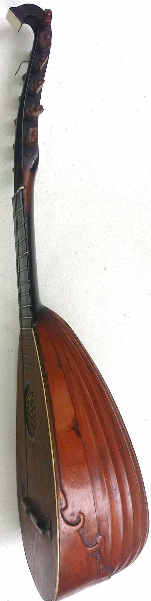 Buying,Selling,old Mandolin Mandore Baroque Gennaro,Antonio