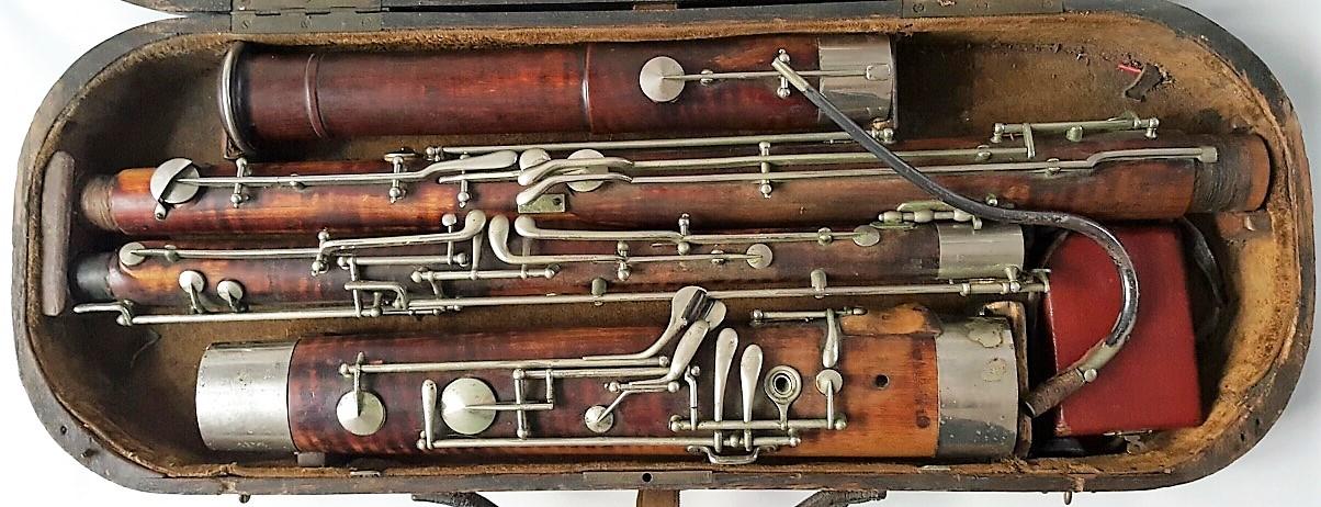 Bassoons Heckel,Bassoon Heckel,Fagot Heckel,Heckel Bassons,Basson