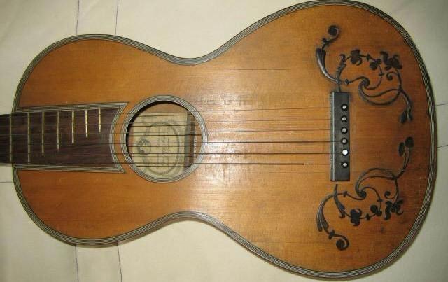 guitare italienne